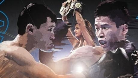 Биржану Жакипову не удалось отвоевать чемпионский пояс APB