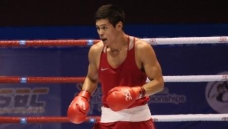 Данияр Елеусинов завоевал второе «золото» Казахстана на чемпионате Азии