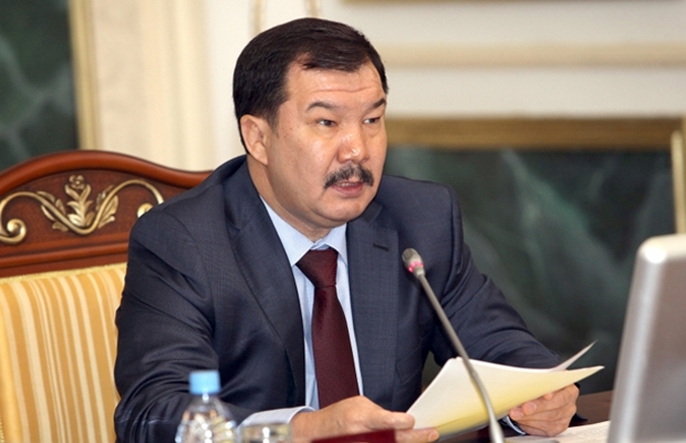 Даулбаев представил руководство Академии правоохранительных органов