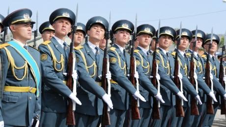 Младший офицерский состав частей РгК «Восток» подвергли переэкзаменовке