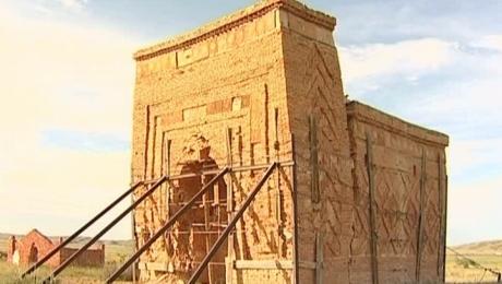 В Карагандинской области разрушается памятник середины XIX века