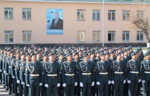 Военный институт Сухопутных войск РК завтра празднует юбилей