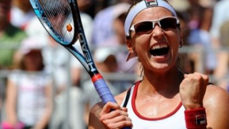 Зарина Дияс опустилась на восемь строчек рейтинга WTA