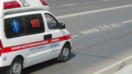 10-летняя девочка погибла под колесами автомобиля в Акмолинской области
