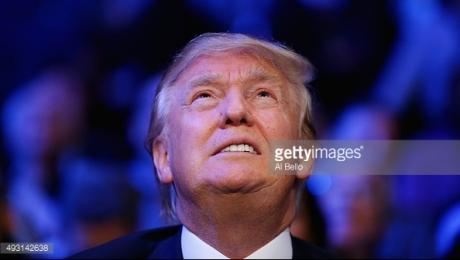 Дональд Трамп пожелал удачи Головкину перед боем с Лемье