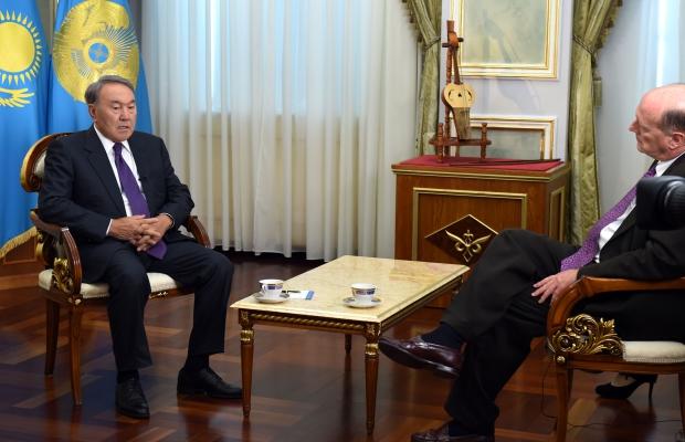 К кризису с сирийскими беженцами привело вмешательство других стран - Назарбаев