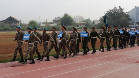 Начался республиканский турнир среди молодежи по военно-прикладным видам спорта