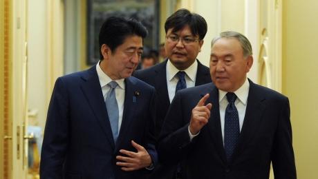 Назарбаев: Казахстан полностью поддерживает инициативу антиядерного движения Японии