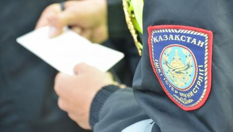 Полиция Алматы расследует факт избиения пассажира автобуса