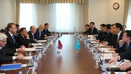Сагинтаев и Шувалов обсудили обязательства, принятые Казахстаном при вступлении в ВТО