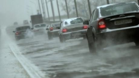 В ряде регионов Казахстана ожидаются дожди и ветер