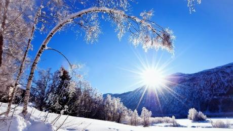 30 ноября практически на всей территории республики ожидается погода без осадков
