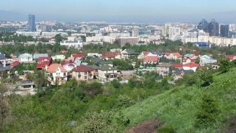 Алматинские полицейские провели отработку по дачным массивам города