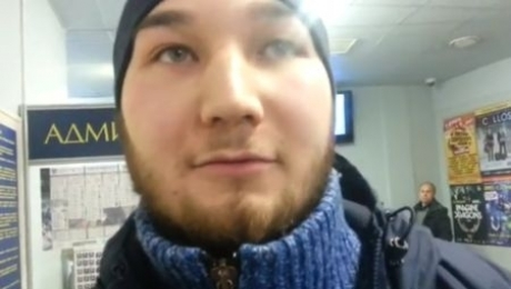 Дамир Рыспаев: понравилось драться с Артюхиным. Рад, что смог дать ему отпор