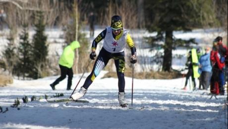 Елена Коломина - шестая на FIS-старте в Олосе