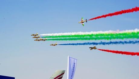Имангали Тасмагамбетов принял участие в международном авиашоу «Dubai Airshow 2015»