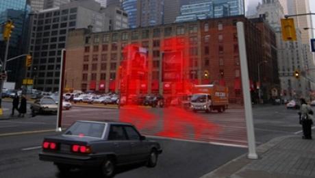 Карагандинские студенты предлагают устанавливать лазерные пешеходные переходы