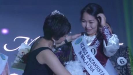 Самую красивую студентку из Казахстана выбрали в Куала-Лумпуре