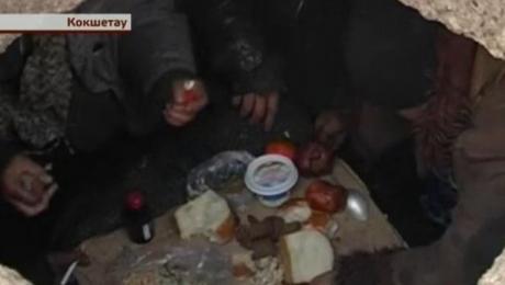 В Кокшетау ночлежка для бездомных заполнена до отказа