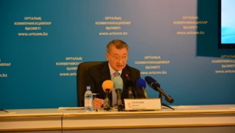 Д.Ахметов: ВВП ВКО вырос в этом году по сравнению с прошлым