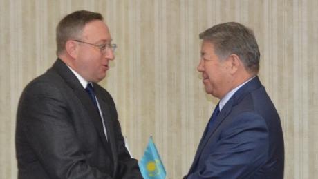 Глава НК «Астана ЭКСПО-2017» и посол США в Казахстане  обсудили вопросы сотрудничества