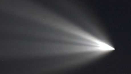 Жители Усть-Каменогорска смогут наблюдать в небе взлет ракеты