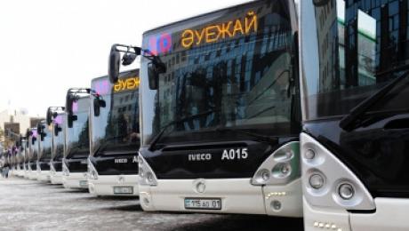 Как будет работать городской автотранспорт в Астане в праздничные дни