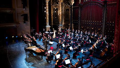 На сцене «Астана Опера» пройдет увлекательный концерт «Восемь времен года»
