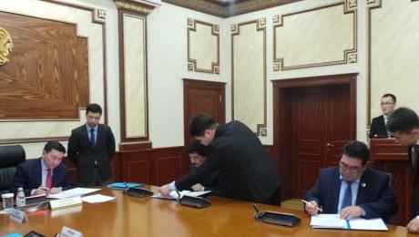 В Мангистауской области подписали меморандум о недопущении сокращения рабочих мест