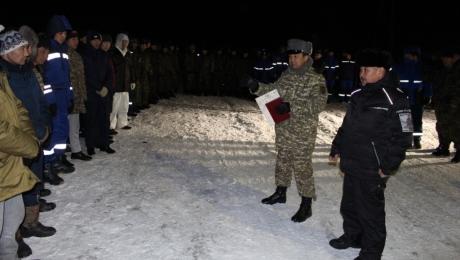Поиски пропавшего вертолета в Алматинской области продолжаются