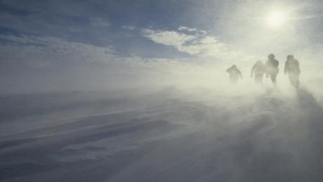 Спасатели ВКО ищут заблудившихся лесников