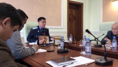 В 2015 году более 1 млрд. тенге возместила в доход государства жамбылская прокуратура