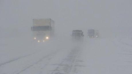 В Актюбинской области закрыто движение для транспорта
