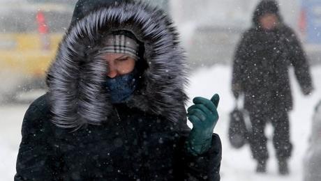 На всей территории Казахстана ожидаются осадки 9 февраля