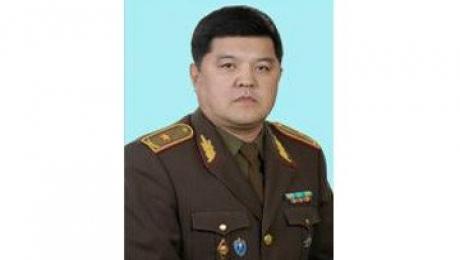 Назначен новый руководитель Департамента КНБ РК по Мангистауской области
