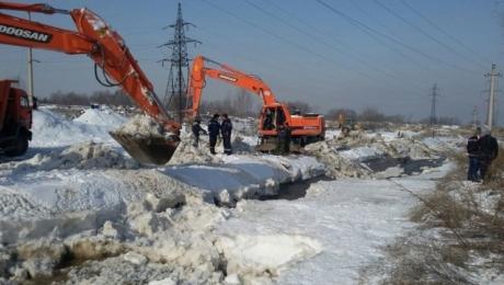 Т46 млн выделено для укрепления русла р.Каргалинка в Алматы, по которой ранее сошел сель